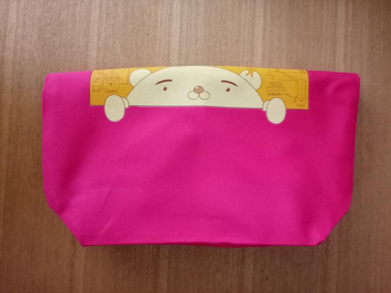 suzuriで買ったトートバッグ